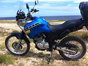 """""""Magrela"""", minha 1a moto (VENDIDA)"""