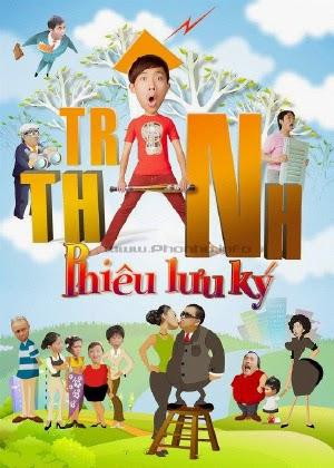 Trấn Thành Phiêu Lưu Ký (2012) DVDRIP
