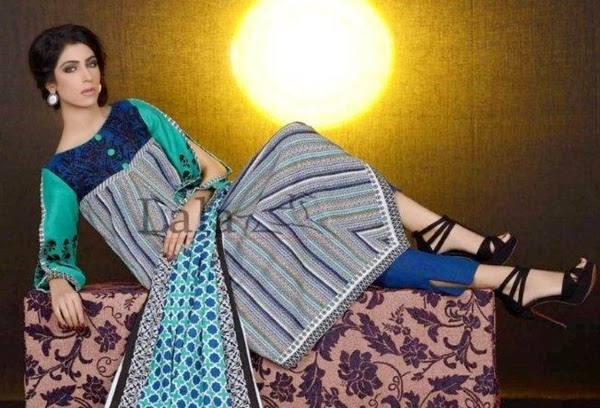 Lala Mashaal Shawls for Fall-Winter 2014-15
