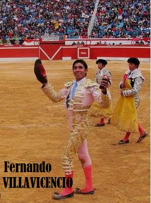 MATADOR DE TOROS DOMINADOR DE LAS TRES SUERTES!