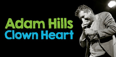 adam hills - clown heart
