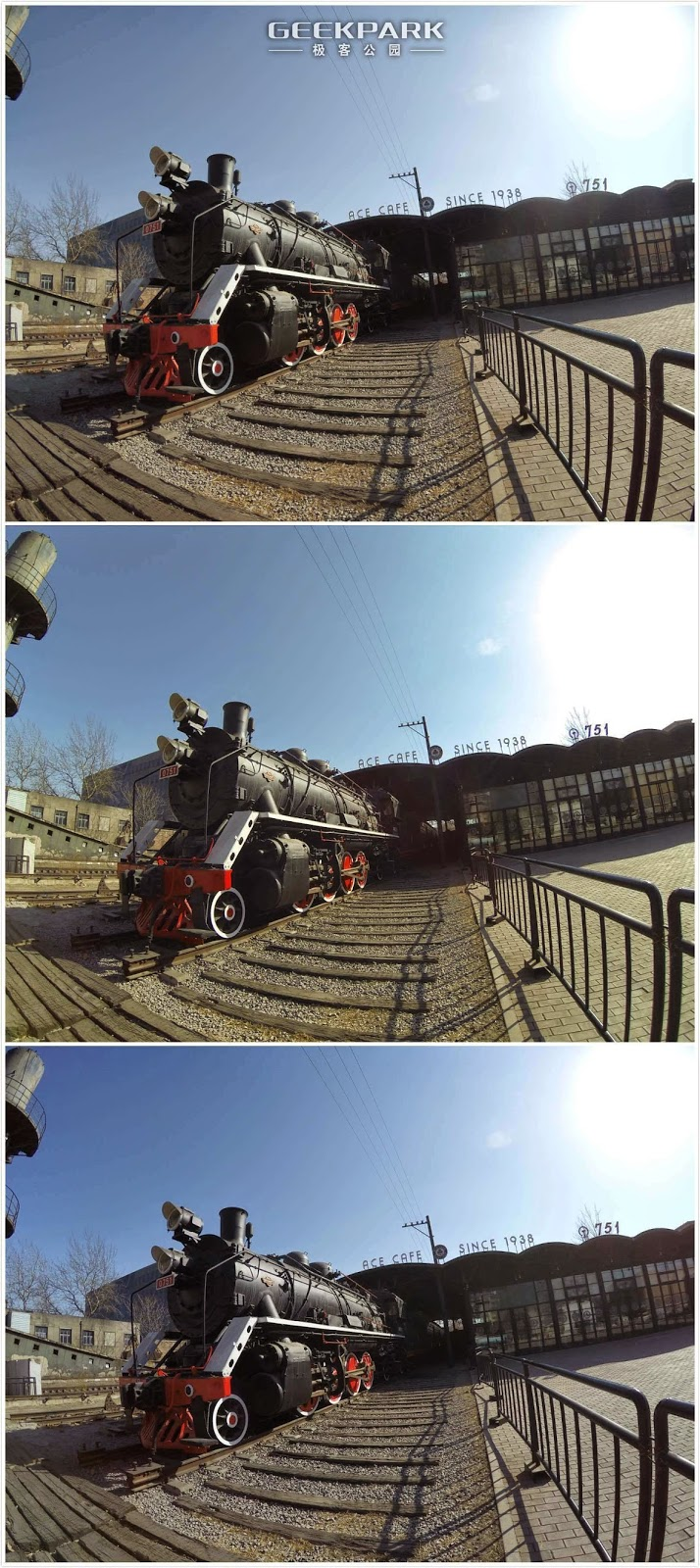 Xiaomi Yi Camera Comparision With Gopro Hero 3 and Gopro Hero 3