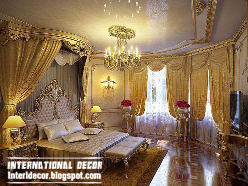 Royal bedroom 2015 luxury interior design furniture for Bedroom elegant designs