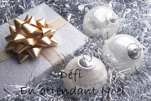 Défi En attendant Noël chez Galleane