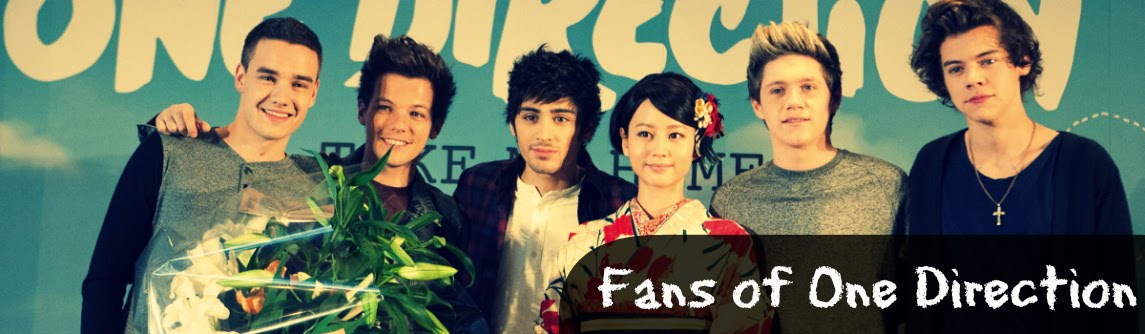 Fans of One Direction