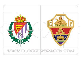 Prediksi Pertandingan Real Valladolid vs Elche