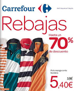 catalogo de rebajas carrefour 21-6 2013
