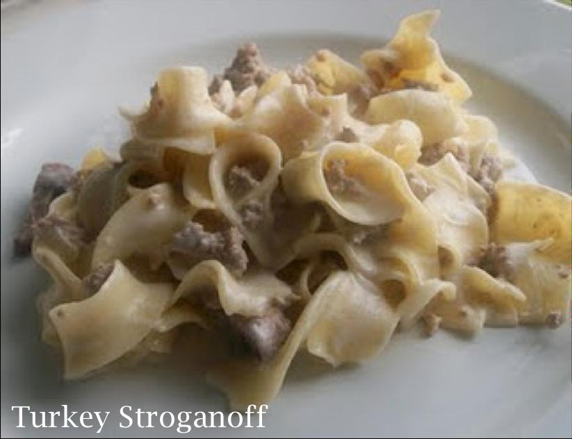 Turkey Stroganoff Recipes — Dishmaps
