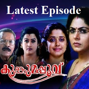 Watch Kumkumapoovu Serial Th October