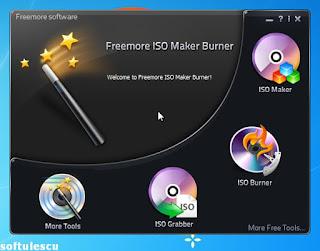 Freemore Audio Video Suite - ISO Tools