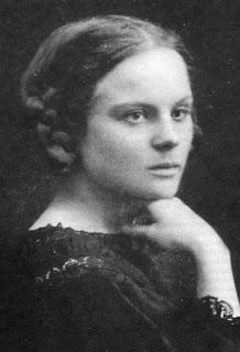 Maria Szumska, ok. 1909 roku. - bujwid0061