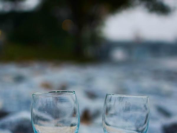 """WeddingDIY: Wedding """"wine"""" Glass"""
