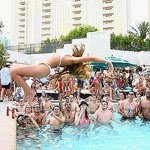 Las Vegas pools - Wet Republic