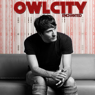 Owl City - Enchanted Lyrics