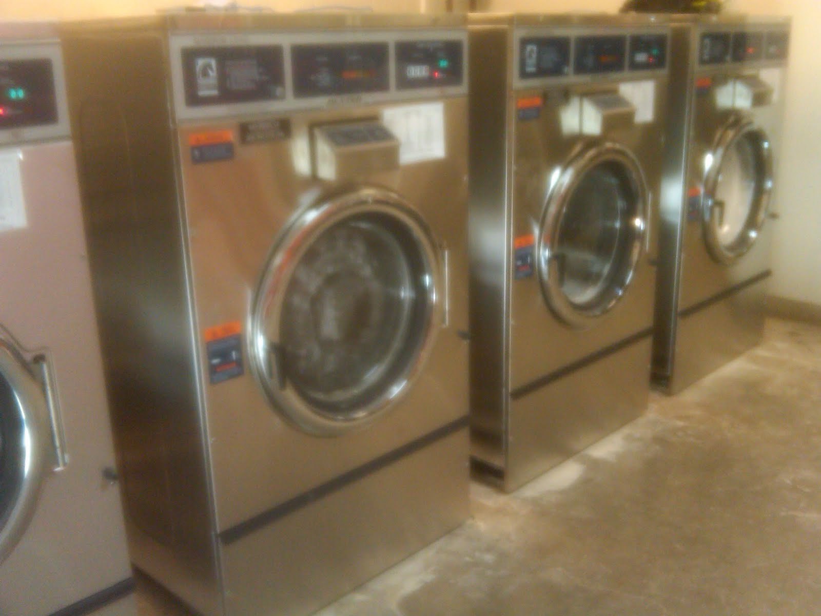 renting washing machine