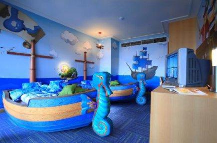 Hoteles para ni os el blog de br jula viajes for Habitacion dos ninos