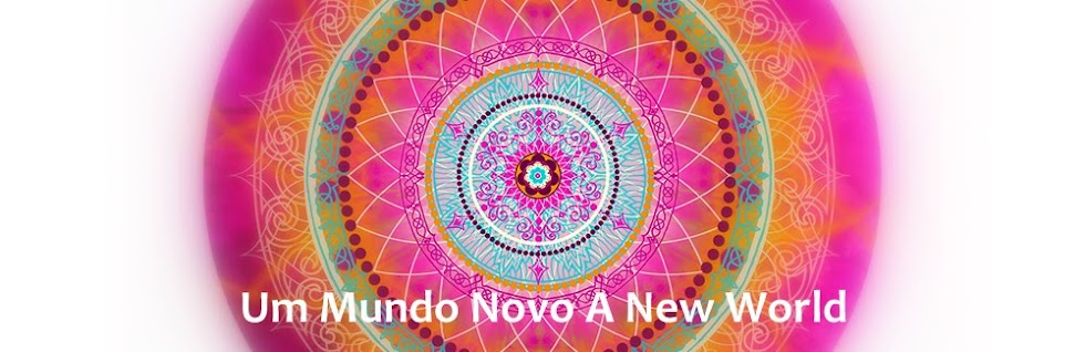 Mandala Art - Um Mundo Novo A New World