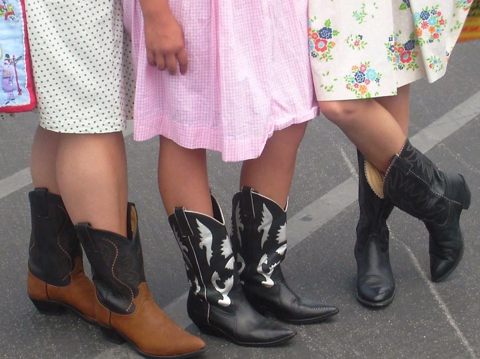 Vintage Boots !