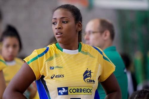 Tamires Morena (BRA) al Gyor húngaro | Mundo Handball