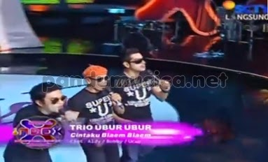Trio Ubur Ubur – Cintaku Blaem Blaem (2,7MB)