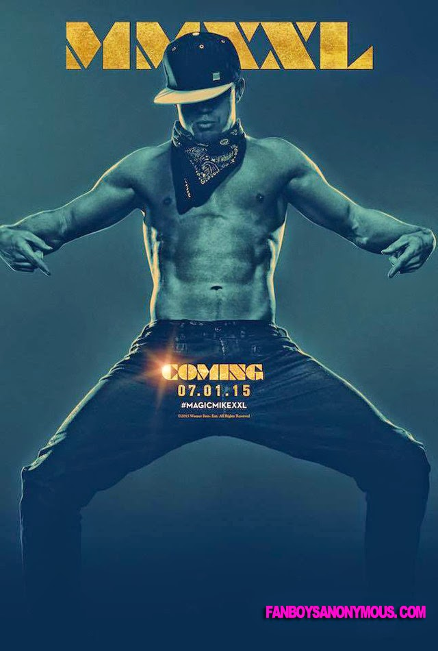 movie poster magic mike channing tatum sexy hot
