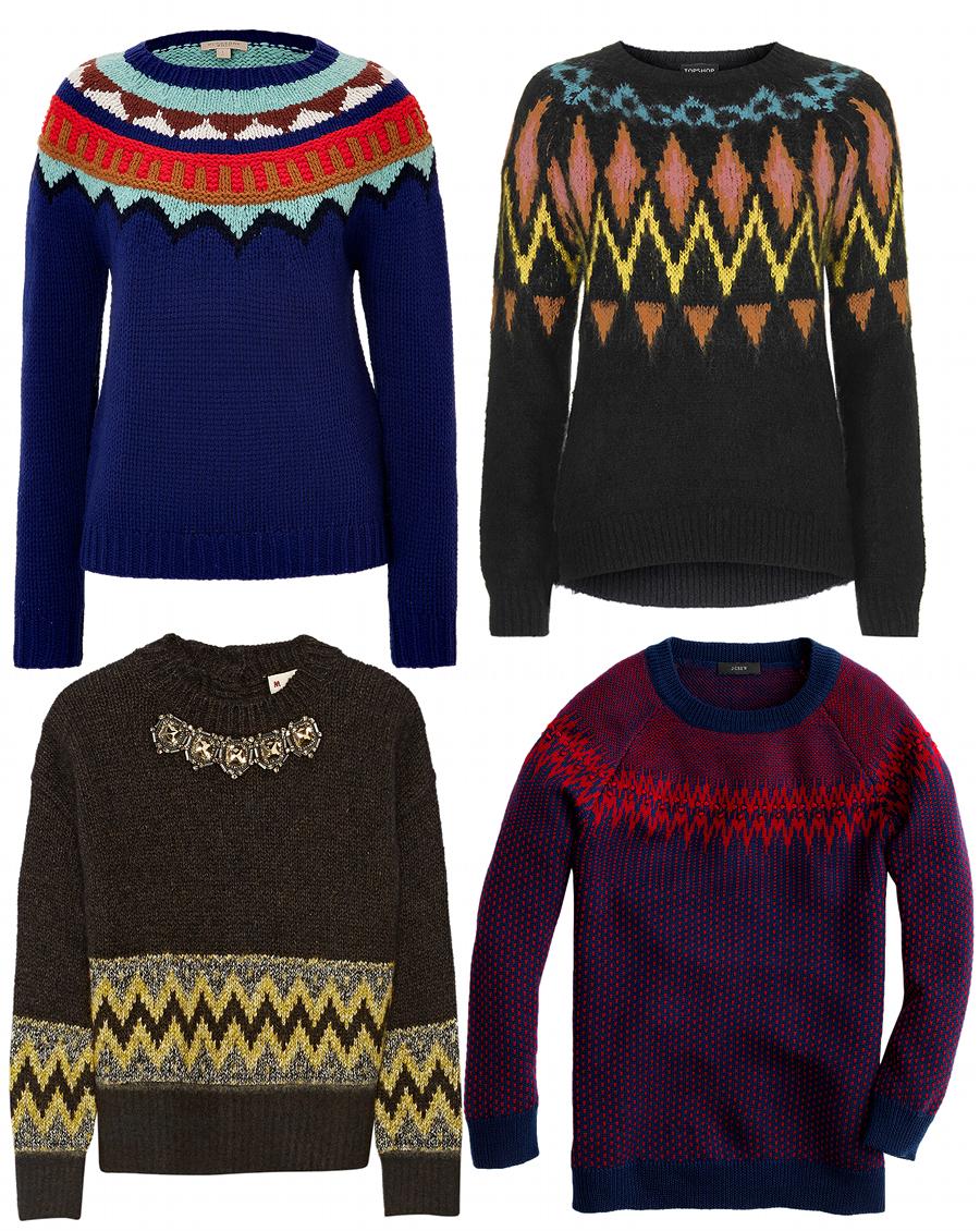 Fair Isle Sweaters | PICKS