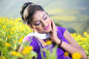 Hari priya photo shoot among yellow folwers-thumbnail-13