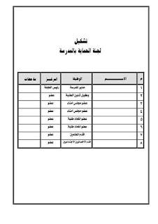 السجل التأديبي للطلاب المخالفين بعد تطبيق لائحة الإنضباط 12063555_67356339944