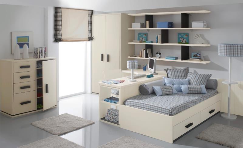 Publicado por xikara muebles en 14 33 no hay comentarios for Dormitorios individuales