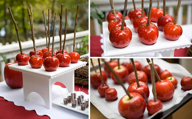 Apple wedding decoration ideas wedding decorations for Apple decoration ideas