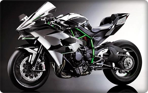 Kawasaki Ninja H2R Ditarik Dari Peredaran di Australia