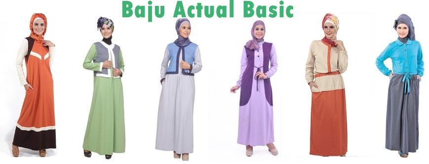 Baju Actual Basic