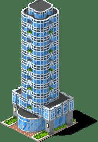 clife res metro glasscondoskyscraper3 SW - Novidades: Veja os novos itens para o seu centro da cidade no CityVillle!