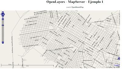 Imagen de ejemplo de crear tu propio mapa con MapServer