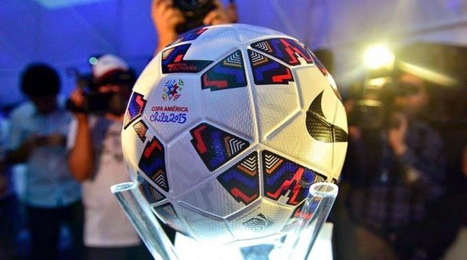 Copa America 2015 Ball Nike Cachana Revealed