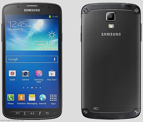 samsung galaxy s4 active i537 owner user manual for at t rerefence rh refermanual blogspot com samsung galaxy note 4 manual at&t Samsung Galaxy S4 Review