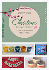 Check out my new work at the QAGOMA Christmas Design Market!