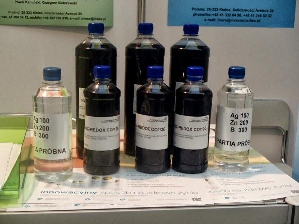 7. Międzynarodowa Warszawska Wystawa Wynalazków - rezultaty eksperymentów