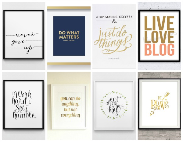 pictures for office. Motivational Prints For Office. Do What Matters Print | Emily Ley Office Pictures