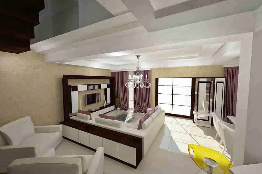 Design interior living preturi