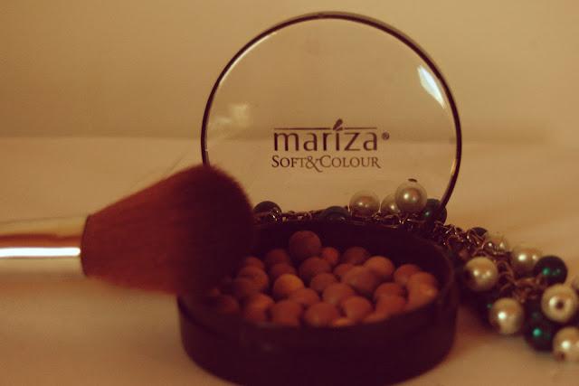Mariza - puder w kulkach.