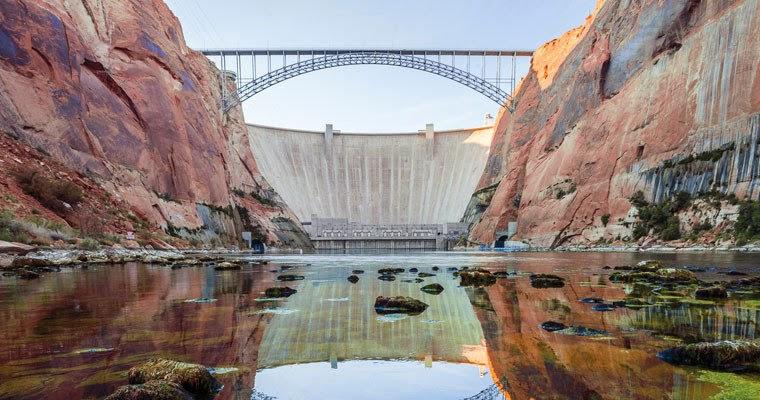 Dams in Washington Washington Ice Harbor Dam
