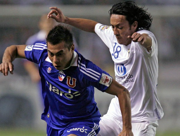 Universidad do Chile vence o LDU em Quito