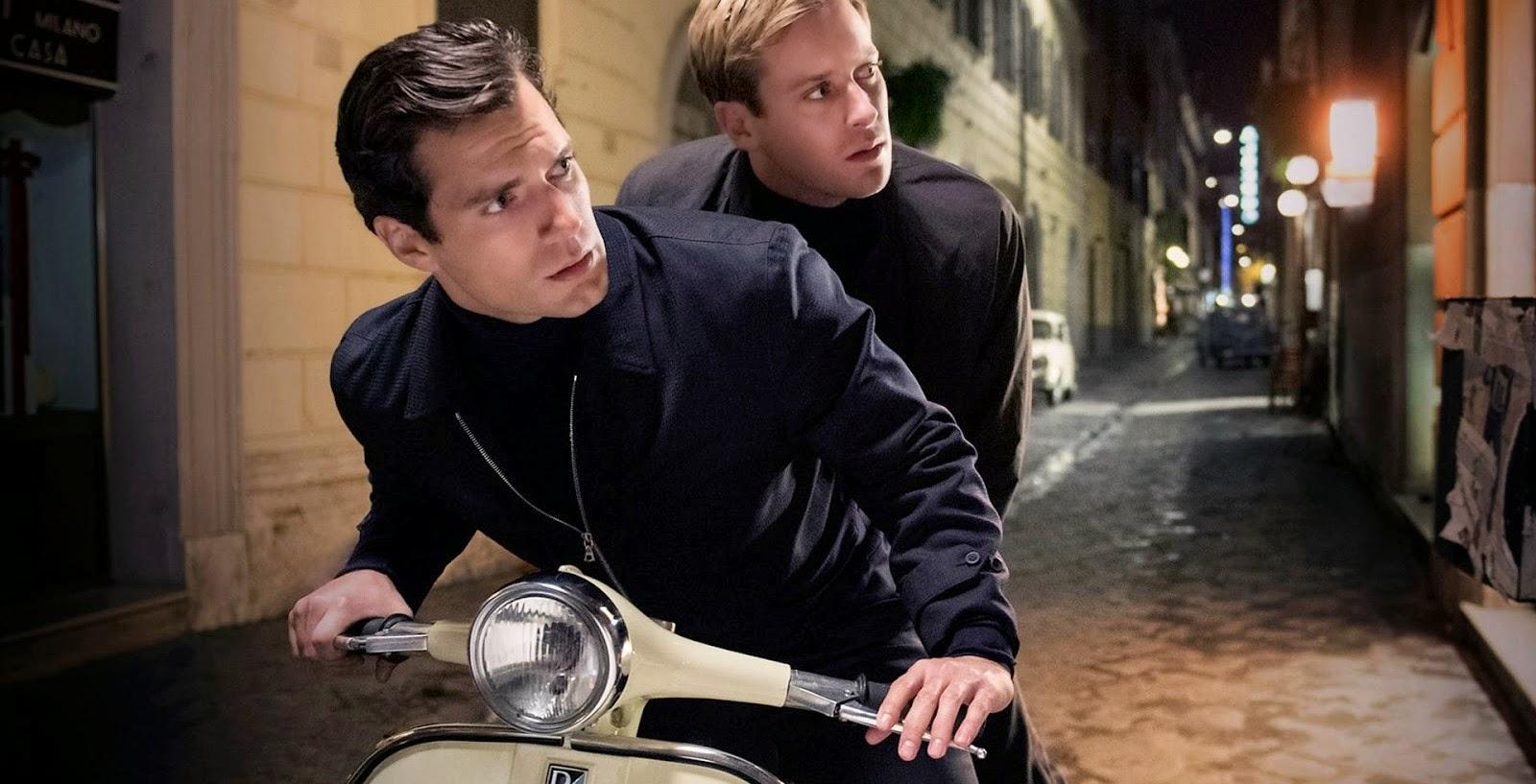 O Agente da U.N.C.L.E. | Henry Cavill e Armie Hammer no segundo trailer da ação de Guy Ritchie