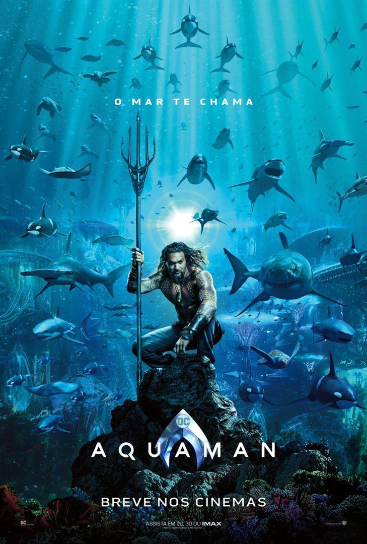 Assista ao Trailer de Aquaman