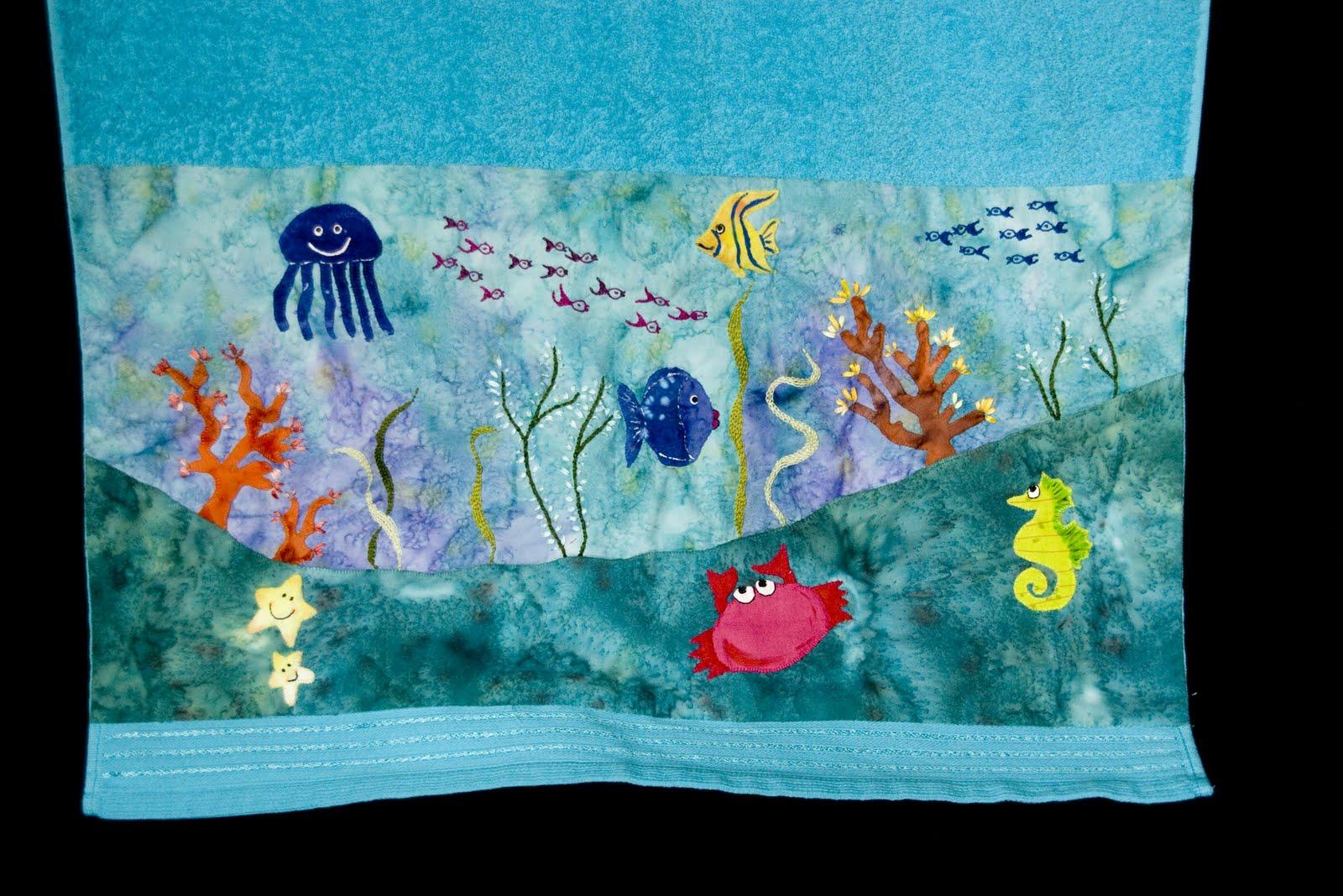 Mavi toalla de ba o playa mod buscando a nemo for Perchas toallas bano