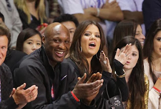 Khloe Kardashian Lamar Odom break-up rumors