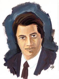 el matematico Srnivasa Ramanujan