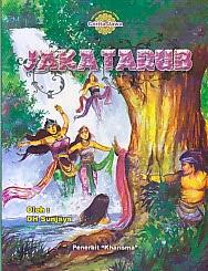 toko buku rahma: buku JAKA TARUB, pengarang sunjaya, penerbit kharisma