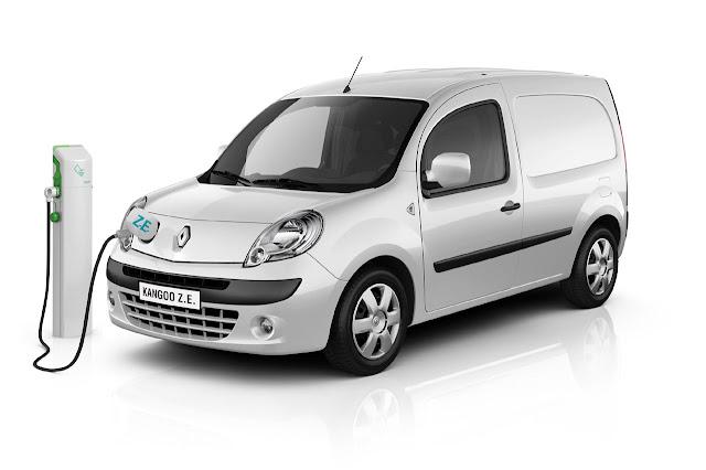 Почта России пересядут на электрокары Renault